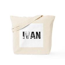 Ivan Tote Bag