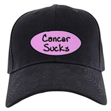 Cancer Sucks Baseball Hat