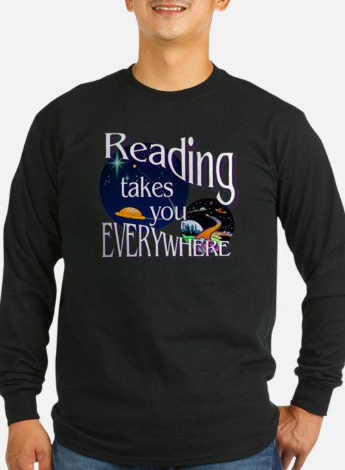 Reading Takes You Everywh T