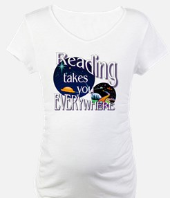 Reading Takes You Everywhere BL Shirt