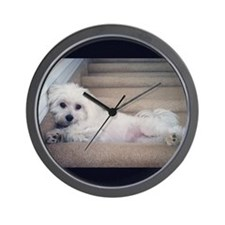Sadie 5 Wall Clock