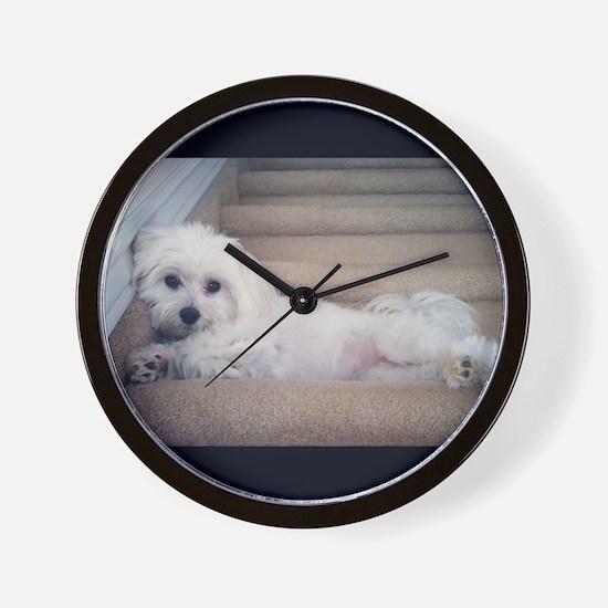 Sadie 5 Wall Clock