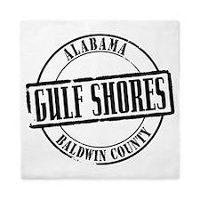 Gulf Shores Title W Queen Duvet