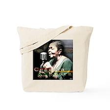 Cesaria Evora Tote Bag
