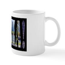 Aloha Word Small Mug