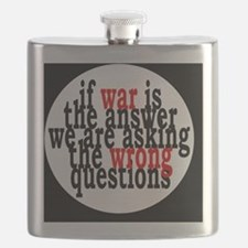 warquestionsbutton Flask
