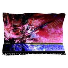 Emotional Regulation base Pillow Case
