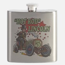 Hot Rod Lincoln Flask