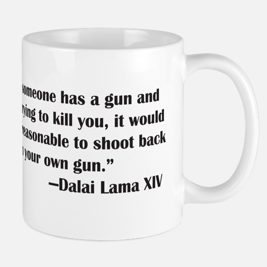 Quoteables - Dalai Lama Mug