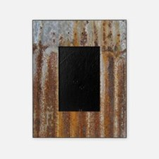 Rusty Tin Picture Frame