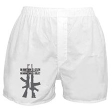 Citizen vs. Subject Boxer Shorts