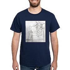 C Lap Full T-Shirt