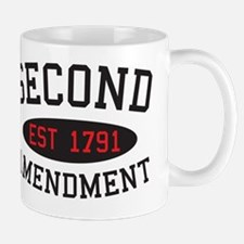 Second Amendment, Est. 1791 Mug