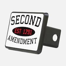 Second Amendment, Est. 179 Hitch Cover