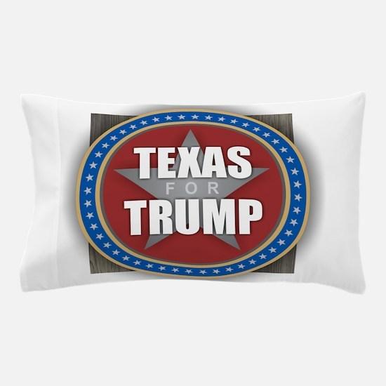 Texas for Trump Pillow Case