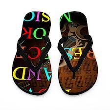 KuuMa Guitar Love 04 Flip Flops