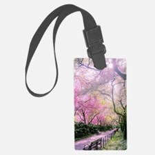 Central Park Luggage Tag