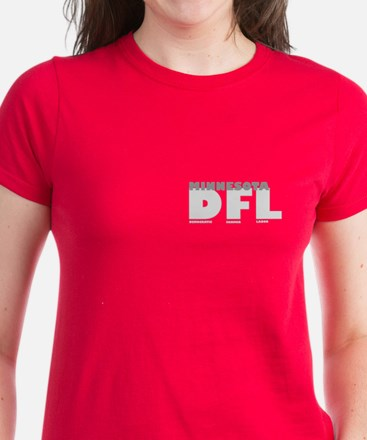 Minnesota DFL - Democratic-Fa Women's Dark T-Shirt