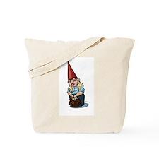 Purse Poppin' Gnome Tote Bag