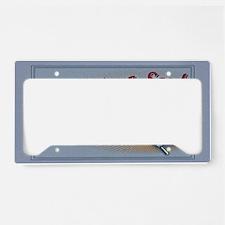 do-work-son-STKR License Plate Holder