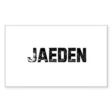 Jaeden Rectangle Decal