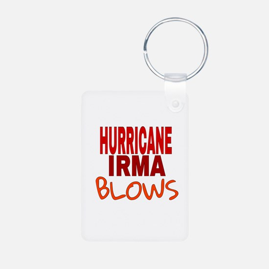 Hurricane Irma Blows Keychains
