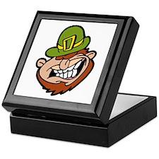 Crazy Leprechaun Keepsake Box
