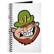 Crazy Leprechaun Journal