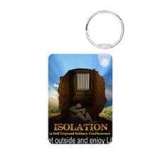 Isolation Poster Keychains