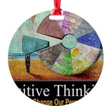 Positive Thinking Ornament