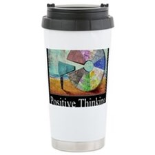 Positive Thinking Travel Mug