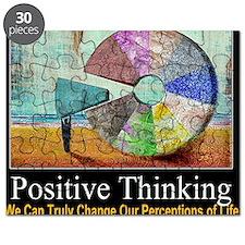Positive Thinking Puzzle