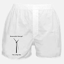 I'm a big fan Boxer Shorts