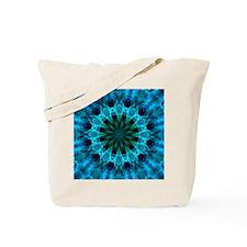 blue energy Tote Bag