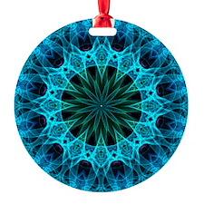 blue energy Ornament