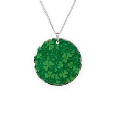 Shamrock Pattern Necklace