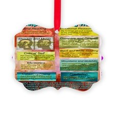 Unhelpful Thought Habits Ornament