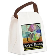 Unhelpful Thinking Styles Canvas Lunch Bag