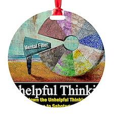 Unhelpful Thinking Styles Ornament