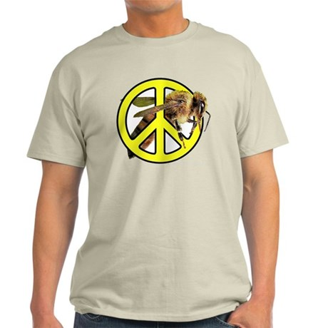 Give Bees A Chance! Light T-Shirt