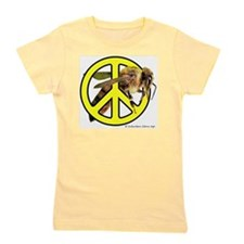 Give Bees A Chance! Girl's Tee
