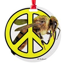 Give Bees A Chance! Ornament