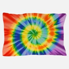 Printed Tie Dye Pattern Pillow Case