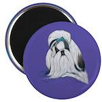Shih-Tzu Beauty Magnet