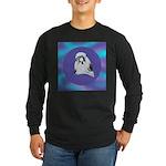 Shih-Tzu Beauty Long Sleeve Dark T-Shirt