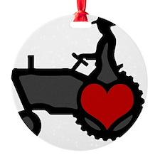 Love Farming Ornament