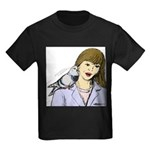 Pigeon Pal Kids Dark T-Shirt