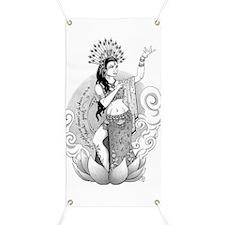 Goddess of the Dance Banner