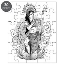 Goddess of the Dance Puzzle
