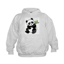 Sitting Panda Bear Hoody